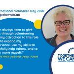 STEPS AMEP Volunteer Carey Trundle